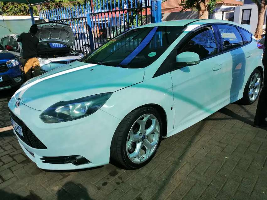 2014 Ford Focus 2.0 ST 0