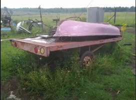 Trailer for sale or swap