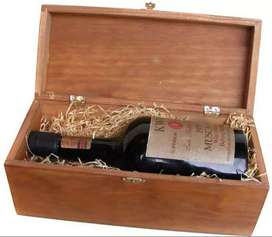 Rare 1930 KWV Muscadel wines in box