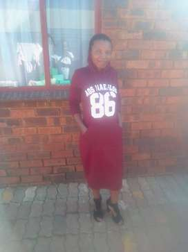 Active and experienced LESOTHO nanny/maid/cleaner looking for a job
