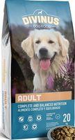 Smakowita karma DIVINUS Adult dla psów dorosłych 20 kg