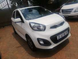 2013 Kia picanto 1.0 engine, with only 57000km,