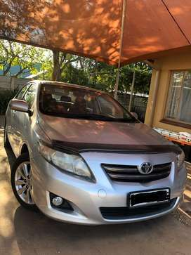 Toyota Corolla 1.6 Advanced 2008 Very Low Kms!