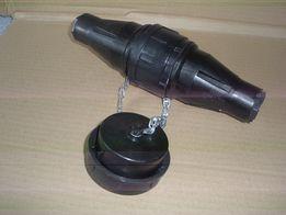 Соединитель штепсельный СП 063 У2, разъем сп-063 (660В, 63А)