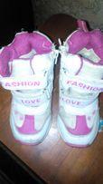 сапожки ботинки зимние зима