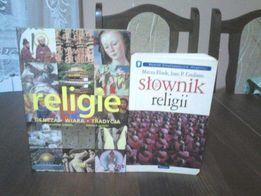 """""""Religie-geneza, wiara, tradycja"""", """"Słownik religii"""""""