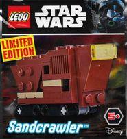 LEGO STAR WARS 911725 Sandcrawler Limited Edition !
