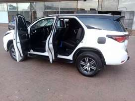 TOYOTA FORTUNER 2.4GD6 2018