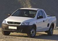 Image of WANTED: opel corsa 1.7d utility bakkie