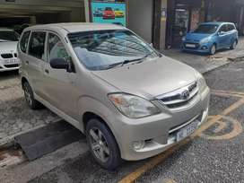 Toyota avanza 2010 for sale in a low price