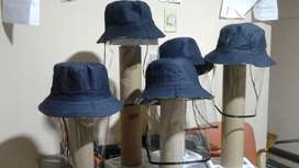 Bucket Hat shield for kids and adults