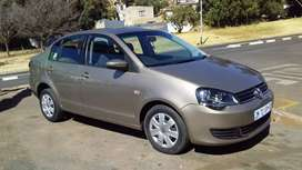2012 VW POLO VIVO 1.4 TRENDLINE SEDAN