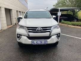 2018 FORTUNER 2.4 GD -6 RB A/T