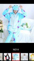 Piżama dla dorosłych różne wzory okazja na prezent