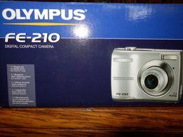 Фотоапарат цифровий OLYMPUS, 7,1 MP, з чехлом