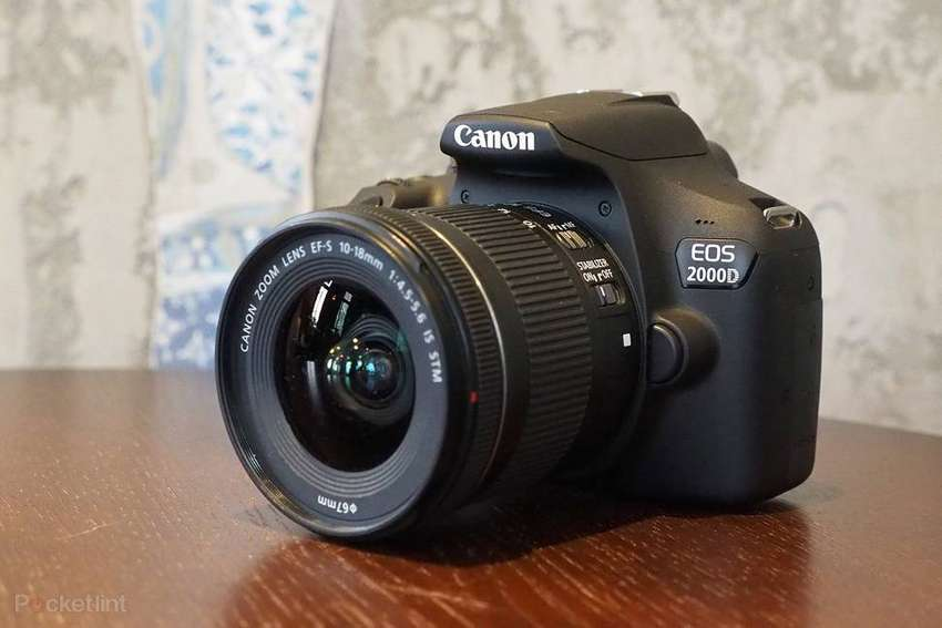 Brand new canon eos2000d camera [delivery countrywide] 0