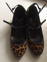 Бесподобные туфли из испанского Stradivarius, натуральный пони