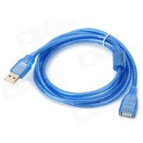 Удлинитель USB папа-мама AF-AM подовжувач 1м, 3м, 5м, 10м шнур кабель