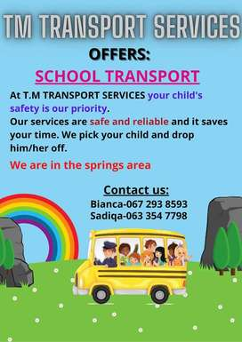 T.M School Transport
