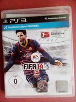 Игра PS3 PlayStation* Network Оригинал лицензия FIFA14 Blu-ray Disc