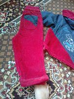 Костюм, куртка, штаны, на 2-3 года
