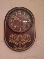 Часы настенные Янтарь кварц