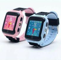 Детские Смарт Часы Q65 (Q528) Smart Baby Watch с фонариком и камерой!