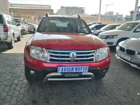 2014 Renault Duster 1,5 DCI engine capacity