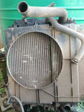 VW Crafter Radiator coolant system