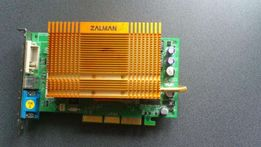 Geforce FX 5600 с охладительной системой Zalman