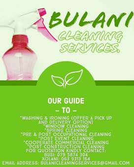 Bulani Cleaning Services
