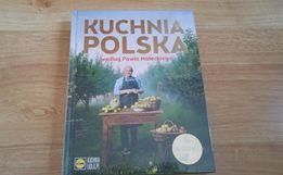 Kuchnia polska wg. Pawła Małeckiego książka LIDL nowa w folii