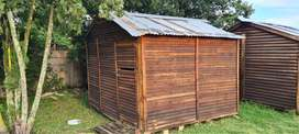 2 3M x 3M Wendy houses for Sale, Bethal