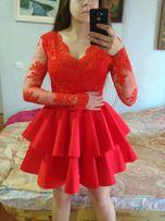 Шикарное нарядное платье 48 размера
