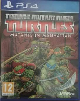 TMNT MUTANTS IN MANHATTAN FOR SALE OR TRADE