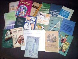 Изучающим английский.Учебники,пособия,разговорники,литерат.для чтения.