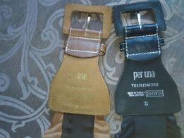 Новый кожаный женский ремень, куплен в Англии фирма Mark & Spenser