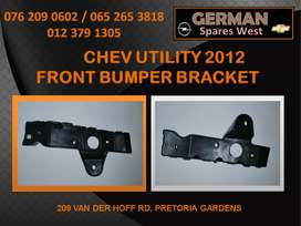 CHEV UTILITY 2012 NEW FRONT BUMPER BRACKET FOR SALE