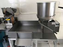 STARTER POPCORN BUSINESS EQUIPMENT