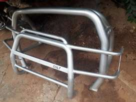 Colt Club Cab Bull bar and roller cage. Not selling seperatly