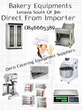 Bakery Equipments Direct From Importer