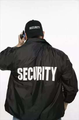 Security guard needed urgently.