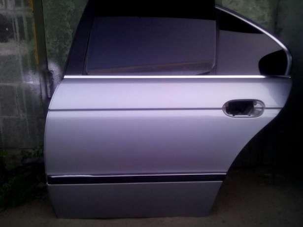 Двери задние БМB 5 BMW Е39 седан передние Titan-silber Борисполь - изображение 4