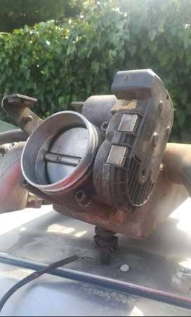 Used Audi A6 Allroad Throttle body For Sale