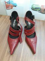 Кожаные туфли!