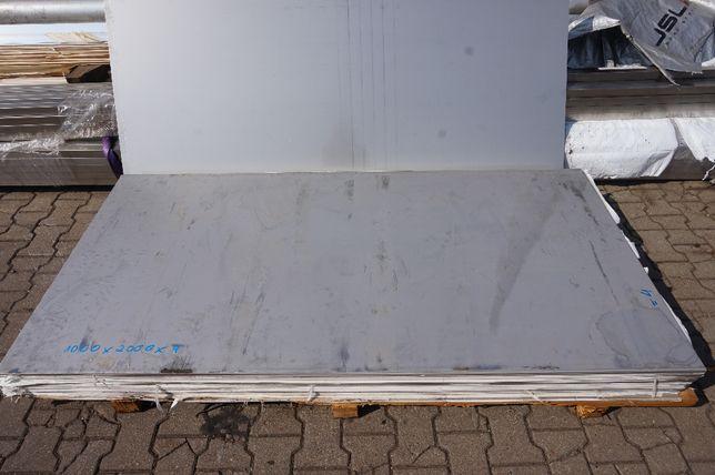 Blacha kwasoodporna, nierdzewna 4,0x1000x2000mm gat. 304 Toruń - image 3