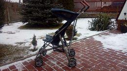 Wózek spacerówka parasolka