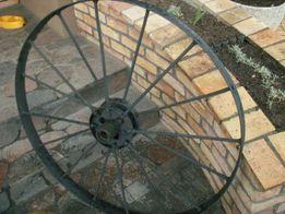 duże koło do ogrodu