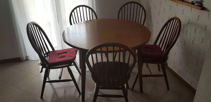 Set stol i 6 stolica 0