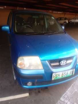 2006 Hyundai Atos Prime, The perfect car for in and around town, BULT.